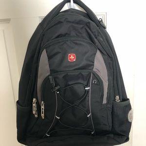 Swiss gear bungee backpack